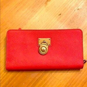 Michael Kors Hamilton Wallet